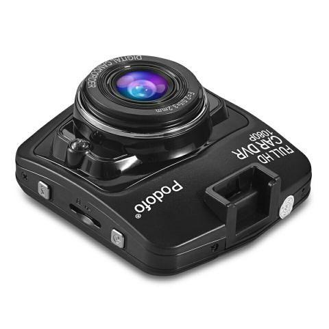 Câmera filmadora para o Carro DVR Full Hd 1080 p Gravador de Vídeo