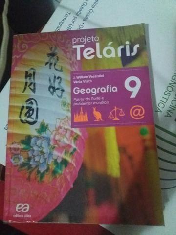 Telaris Geografia 9 ano