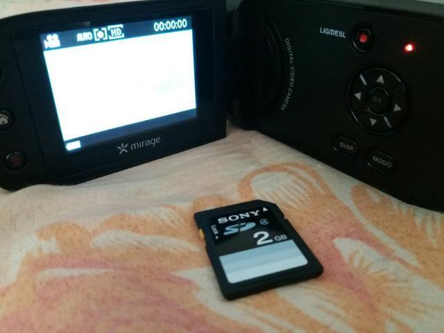 Filmadora Digital FullHD