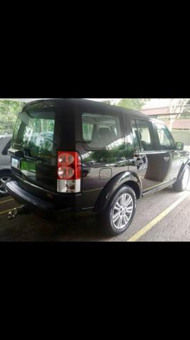 Land Rover Discovery4 2011