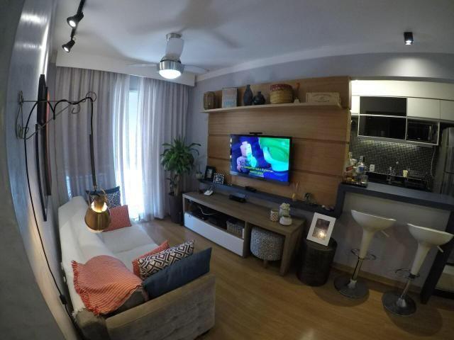 2 quartos Decorado e Mobiliado São Cristóvão