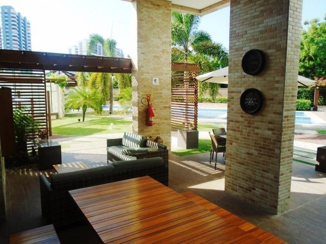 Apartamento à venda, 5 quartos, 3 vagas, patriolino ribeiro - fortaleza/ce - Foto 9
