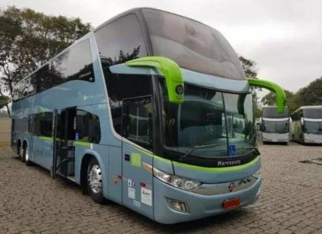 Ônibus marcopolo paradiso 2011 - Foto 4