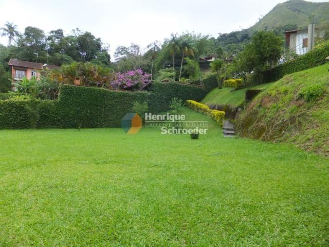 Terreno 800 m2 em condomínio de alto padrão, teresópolis, rj - Foto 2