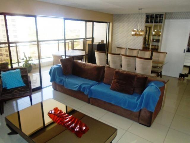 Apartamento à venda, 5 quartos, 3 vagas, patriolino ribeiro - fortaleza/ce - Foto 15
