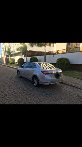 Corolla XEI automático 2016/2017 único dono