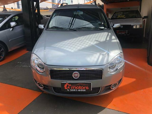 Fiat Palio Weekend atractive 1.4 flex - Foto 5
