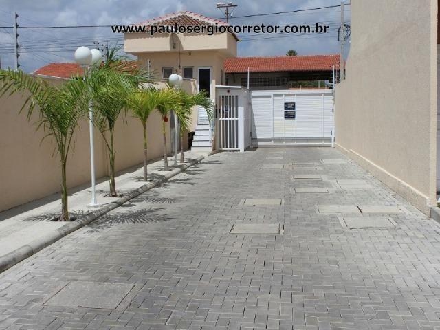 Aluga ou vende casa duplex em condomínio - Ancuri/Messejana - Foto 3