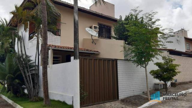 Casa com 4 dormitórios à venda, 143 m² por r$ 390.000 - maraponga - fortaleza/ce - Foto 15