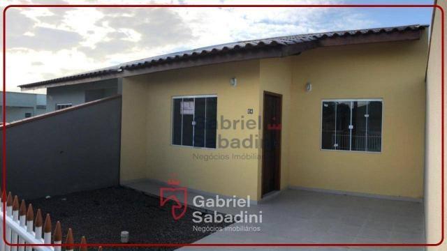 Casa são josé - financiamento no programa minha casa minha vida r$ 140.000,00 - itapoá - s - Foto 3