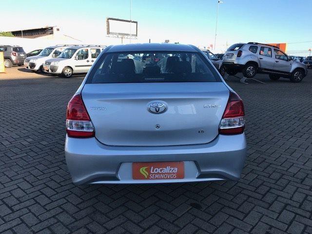 ETIOS 2018/2019 1.5 X PLUS SEDAN 16V FLEX 4P AUTOMÁTICO - Foto 5