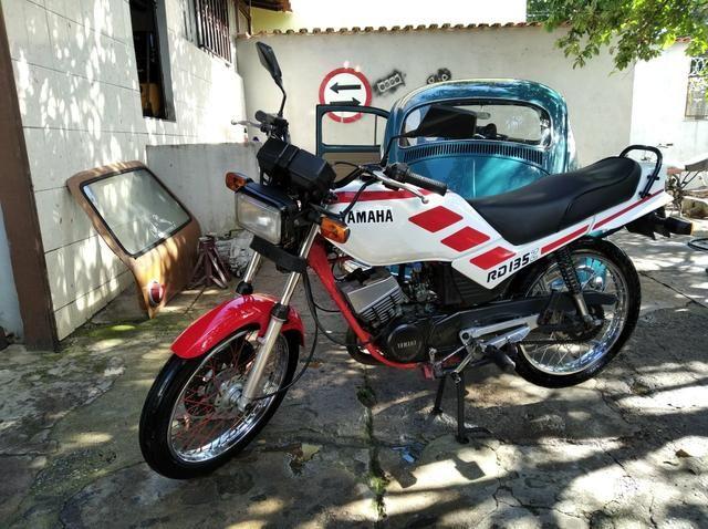 Yamaha rd 135 z 1989