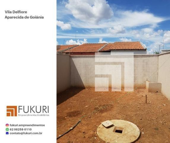 Casa Vila Delfiore 2Q c/ suíte - Aparecida de Goiânia - Foto 11