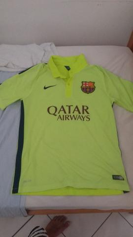 Camisa oficial Barcelona temporada 2014 2015 - Esportes e ginástica ... 99a81e47565