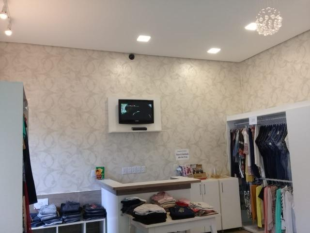 Ponto Comercial e/ou Somente o Mobiliário excelente qualidade para retirar do local - Foto 4