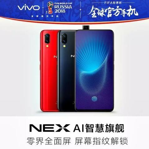 Vivo nex s, 8 de RAM 128 ROM
