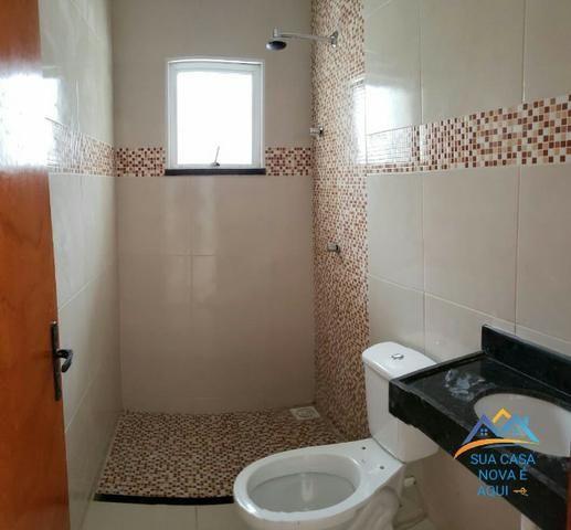 Casas com Churrasqueira Prontas no melhor do Bairro Pedras!!!! - Foto 9