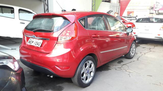 New Fiesta 1.6 Completo 2012 - Entrada Reduzida - Foto 3