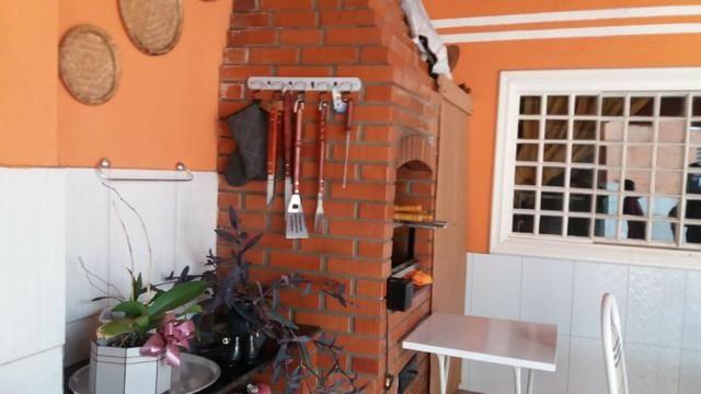 Otima casa na qn 14 com 03 quartos , 3wc de esquina e escriturada - Foto 9