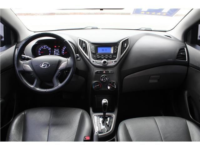 Hyundai Hb20s 1.6 premium 16v flex 4p automático - Foto 7