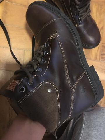 e4f8fa2554 Vendo um bota 39 masculina marca west coast - Roupas e calçados ...