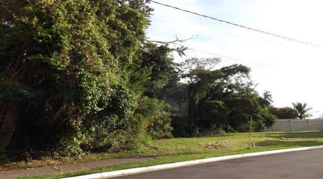 Terreno residencial à venda, condomínio portal dos ipês, indaiatuba - te0376. - Foto 5