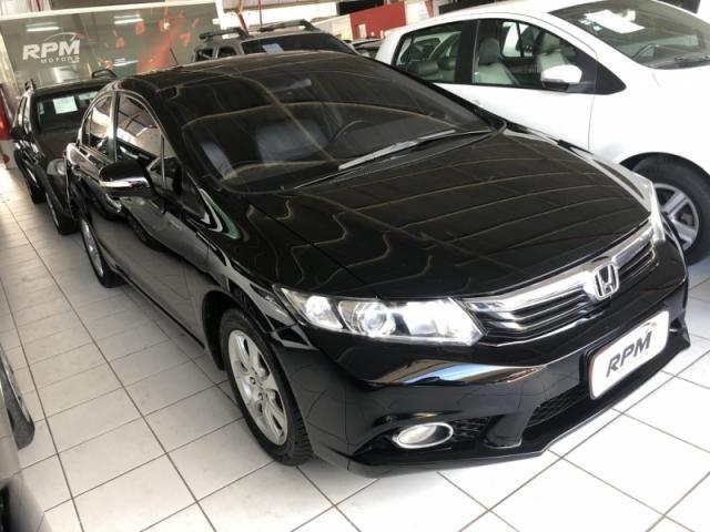 Honda civic 1.8 exs 16v flex 4p 2013 - Foto 4