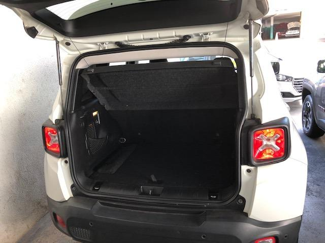 Jeep Renegade Lngtd 2.0 At 2015/2016 Diesel Branco - Foto 7