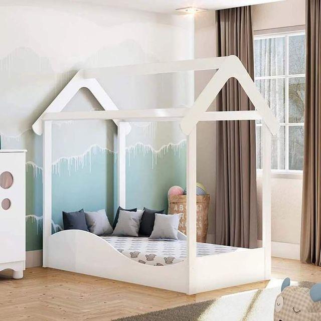 Mini cama montessoriana uli CR552 - Foto 2
