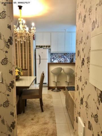 Apartamento para Venda em Várzea Grande, Centro-Norte, 2 dormitórios, 1 banheiro, 1 vaga - Foto 19