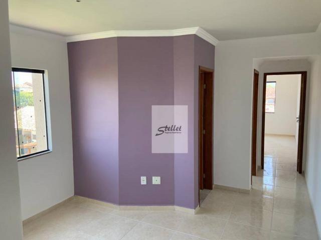 Ótimo apartamento com 2 dormitórios à venda, 52 m² por R$ 149.000 - Floresta Da Gaivota -  - Foto 4