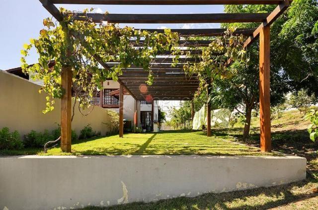 Casa de condomínio à venda com 5 dormitórios em Campos do jordao, Gravata cod:V270 - Foto 4