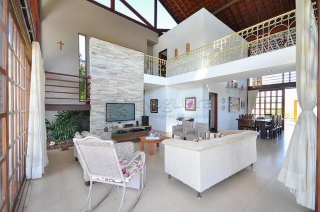 Casa de condomínio à venda com 5 dormitórios em Campos do jordao, Gravata cod:V270 - Foto 19