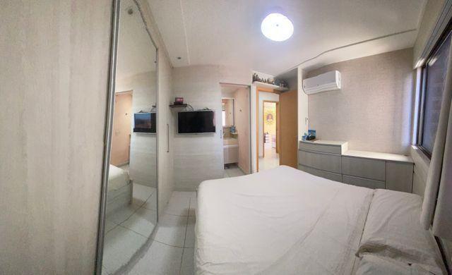 Excelente apartamento,92m2-3Qtos+1DCE-Capim Macio - Foto 17