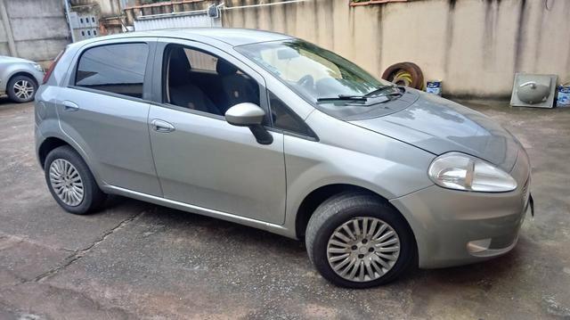 Vendo um punto 1.6 essence. carro completâo! meu Whatsapp - Foto 3