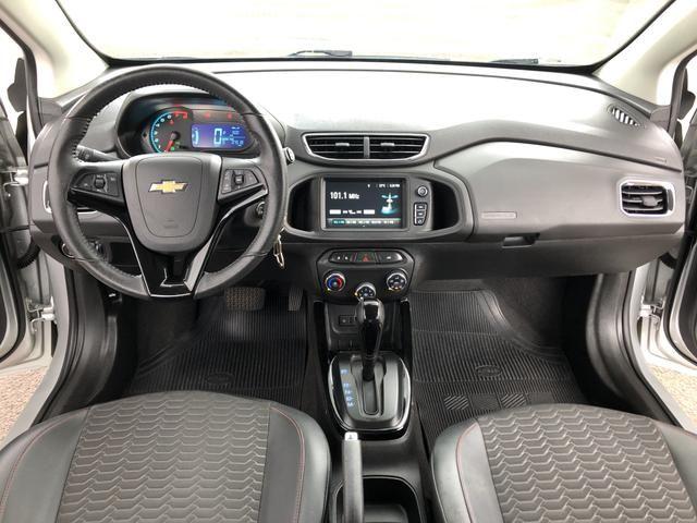 Chevrolet - onix - ltz - 1.4 flex - automático -2017/2018 - Foto 12