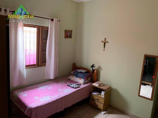 Casa com 2 dormitórios à venda, 70 m² por R$ 250.000 - Maracanã - Praia Grande/SP - Foto 10