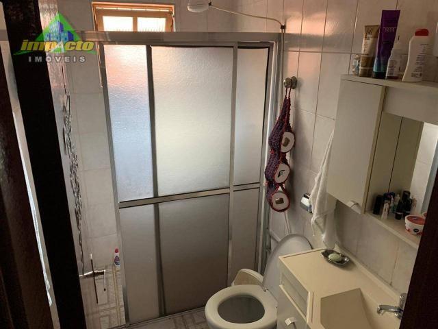 Casa com 2 dormitórios à venda, 70 m² por R$ 250.000 - Maracanã - Praia Grande/SP - Foto 13