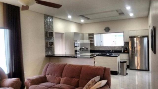 Linda casa no Viverde com 4 quartos - Foto 19