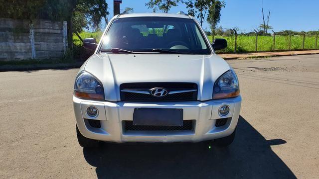 Hyundai Tucson GLS Aut. Flex 2014 - Foto 6