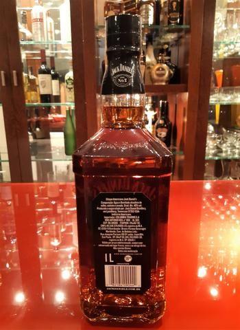 Whisky Jack Daniel's Nº7 - 1 Litro - Produto Original - Foto 5
