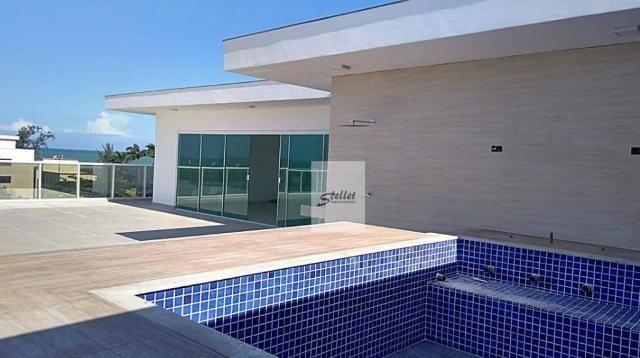 Cobertura residencial à venda, Costazul, Rio das Ostras. - Foto 4