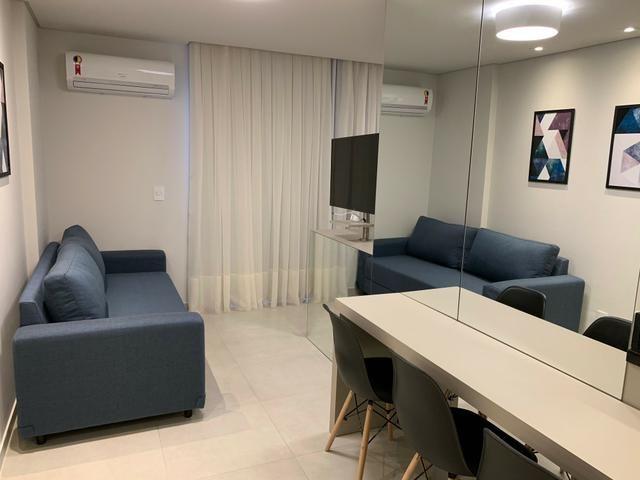 Apartamento Studio Totalmente Mobiliado no The Five East Batel - Direto com o Proprietário - Foto 6