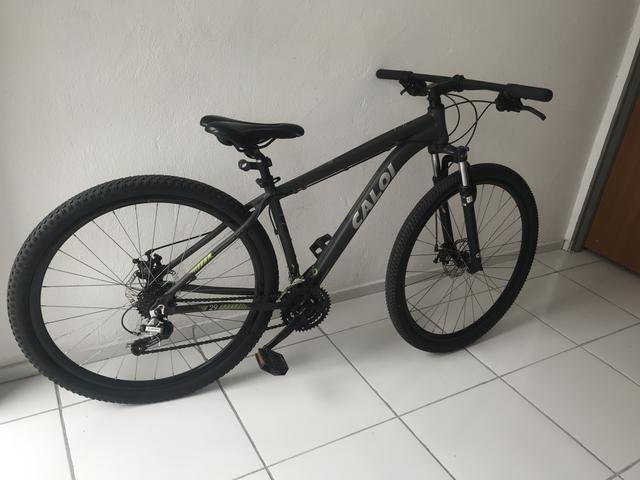 Vendo bike Caloi Aro 29