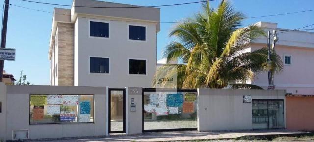 Ótimo apartamento com 2 dormitórios à venda, 52 m² por R$ 149.000 - Floresta Da Gaivota -