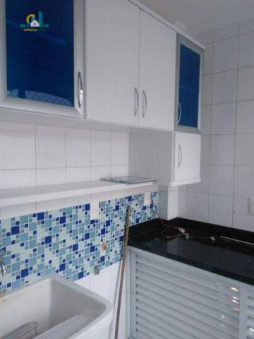 Apartamento com 2 dormitórios à venda, 101 m² - Canto do Forte - Praia Grande/SP - Foto 9