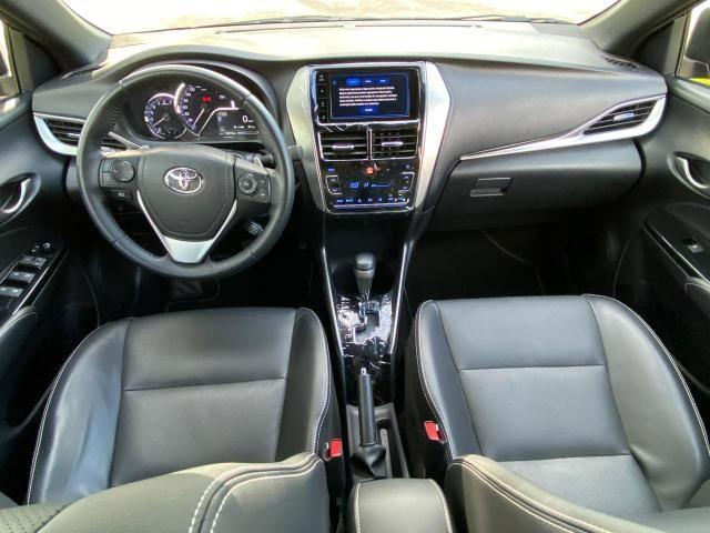 Toyota Yaris XS - 1.5 Flex- 2018|2019 - Hatch - Automático - Ideal para você! - Foto 9