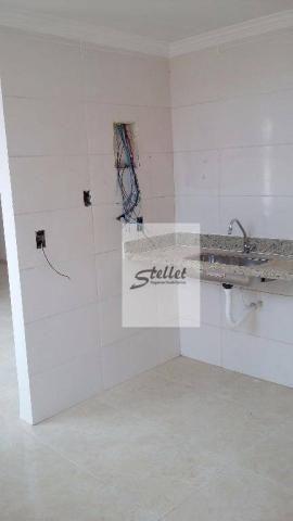 Ótimo apartamento com 2 dormitórios à venda, 52 m² por R$ 149.000 - Floresta Da Gaivota -  - Foto 13