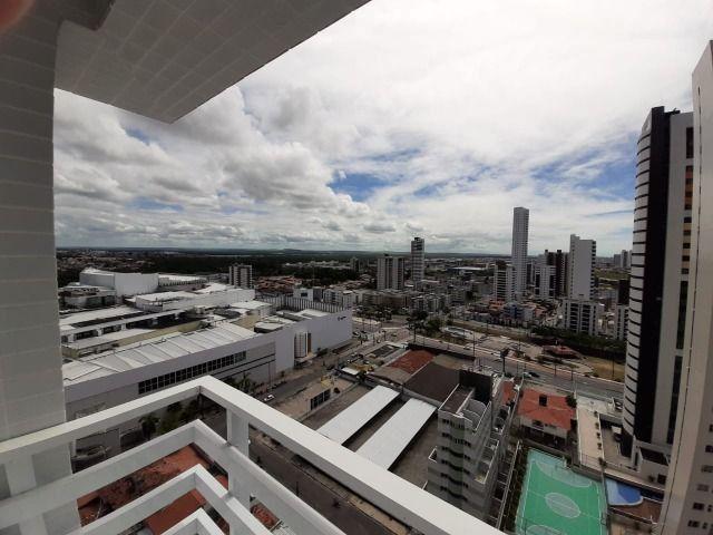 Flat em Manaíra Mobilíado a 50 metros do Shopping Manaíra - Foto 20