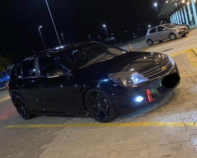 Vectra GT TURBO LEGALIZADO - Foto 5